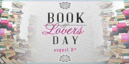 Cause It's Book Lovers Day Anyway