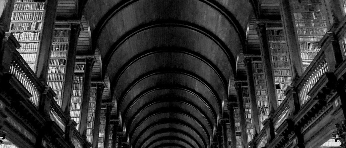 Библиотеката на Тринити Колидж